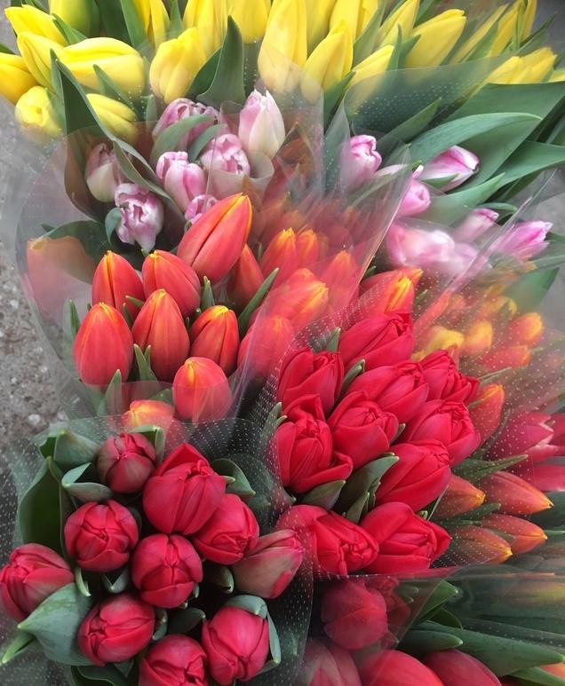 Naistepäeva lilled